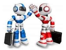 Un specialist in roboti a...
