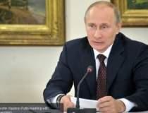 Vladimir Putin, aflat in...