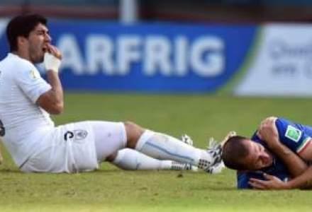 Cati oameni au pariat ca Luis Suarez va musca pe cineva la Cupa Mondiala?