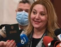 Senatoarea Diana Șoșoacă a...