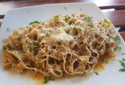 Review restaurant George Butunoiu: Farinella: exact ce trebuia, unde trebuia și când trebuia