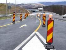 Trafic restricționat pe A1...
