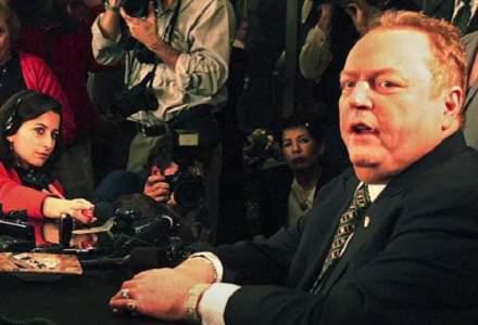 Miliardarul american Larry Flynt a murit la vârsta de 78 de ani