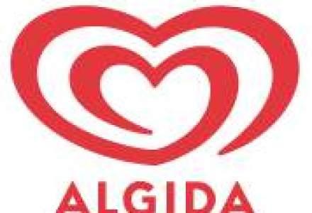 DDB lanseaza inghetata Algida pe piata romaneasca