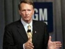Fostul CEO GM paraseste...
