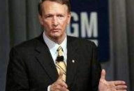 Fostul CEO GM paraseste compania cu o pensie de 8,6 mil. dolari