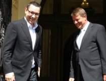 Ponta si Iohannis, candidatii...