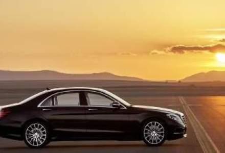 Mercedes-Benz lanseaza Pullman, cel mai scump sedan din lume