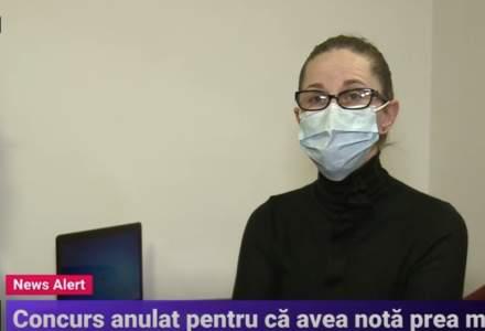 Un nou scandal la Apele Române: singura participantă la concurs a luat o notă prea mare