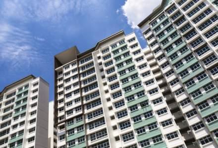 Prețurile locuințelor la nivel național au crescut cu 3,5% la finele lui 2020