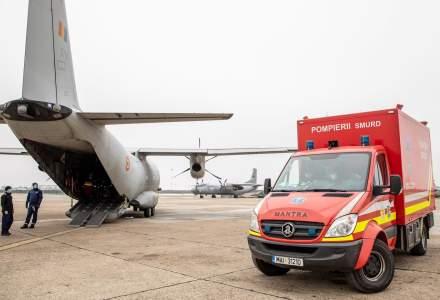 Pacientul român cu arsuri, transferat cu întârziere în Belgia, a decedat