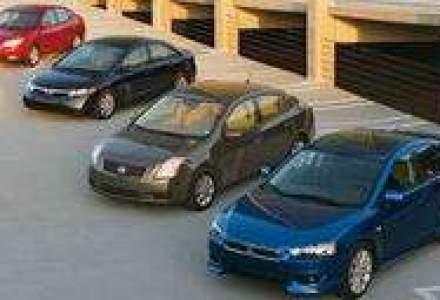 Top 15 tari la inmatriculari auto in Europa