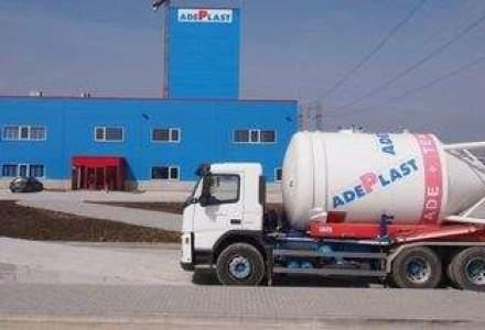 AdePlast a produs in ultimii 10 ani peste 2 milioane de tone de adezivi si mortare in cele trei fabrici pe care le detine