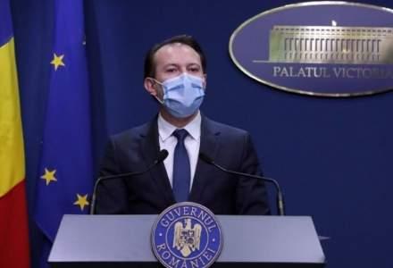 Florin Cîțu, optimist după raportările INS: Revenirea economiei in V, o certitudine!