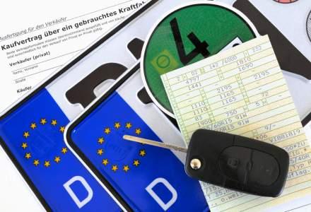 Acte înmatriculare auto din străinătate. Ce taxe plătești în 2021 pentru o mașină second hand adusă din Germania