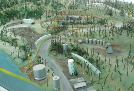Bijuteria aurului negru din Buzau: Sarata-Monteoru, o mina de petrol unica in Europa care produce 5 tone de petrol pe zi