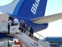 Blue Air pariaza pe ruta...