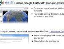 Google Earth permite si...
