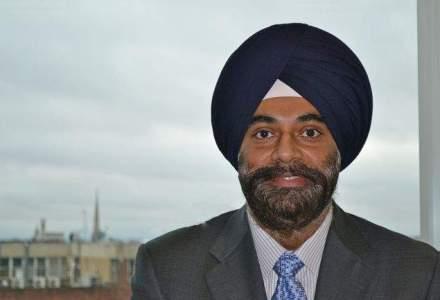 Ravinder Takkar, noul CEO Vodafone: Nu controlez ce fac concurentii, dar ceea ce facem noi ne-ar putea duce pe primul loc
