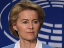 Președinta Comisiei Europene...