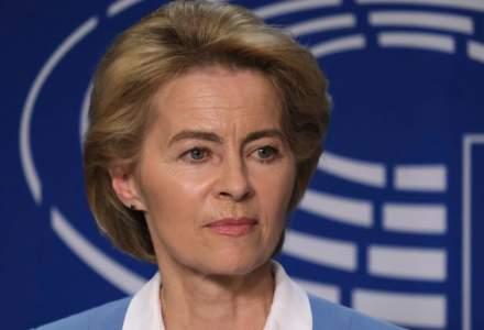 Președinta Comisiei Europene a mulțumit României pentru ajutorul acordat Republicii Moldova