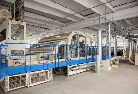 Cum arată cea mai nouă linie de producție inaugurată în România