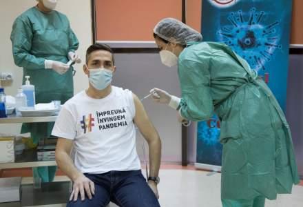 Când va începe etapa a treia de vaccinare în România
