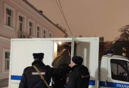 Alexei Navalnîi a pierdut procesul și va executa pedeapsa cu închisoarea