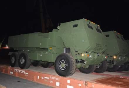Au sosit noi echipamente pentru dotarea Armatei României