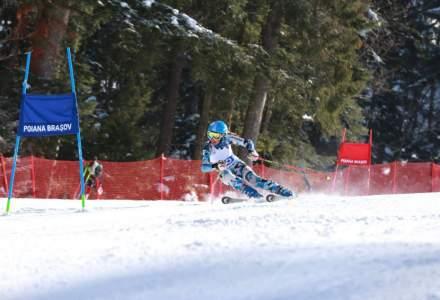 Românii au obținut 4 medalii la competiția de schi FIS Children Trophy