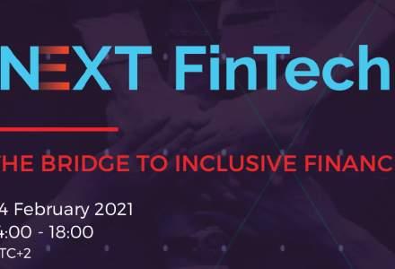 Când are loc NEXTFintech, finala programului Techcelerator dedicat startup-urilor Fintech? BNR și alte 2 bănci centrale din regiune vor participa la o dezbatere