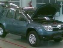 Dacia's SUV to be named Kanjara