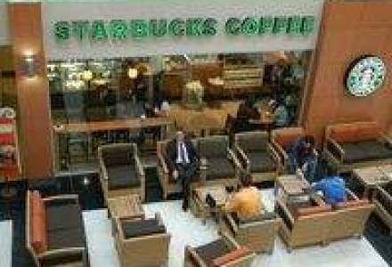 Starbucks a facut profit de 151,5 mil. dolari in al treilea trimestru fiscal
