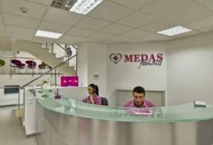 Perchezitii la zeci de clinici Medas: prejudiciu de 68 mil. euro prin evaziune fiscala si spalare de bani