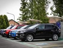 Două SUV-uri hibride Jeep vor...