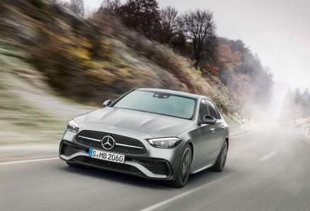 Mercedes-Benz a prezentat noua generație Clasa C