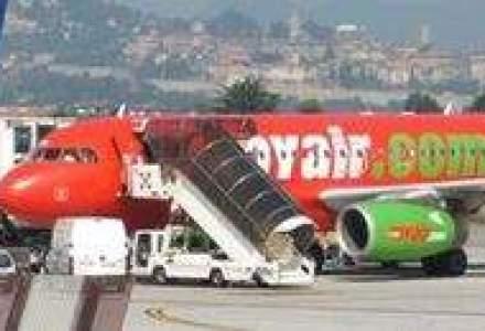 MyAir are datorii de 1,3 mil. euro la Aeroportul Baneasa