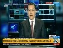 Ponta, la CNN: Politica este...