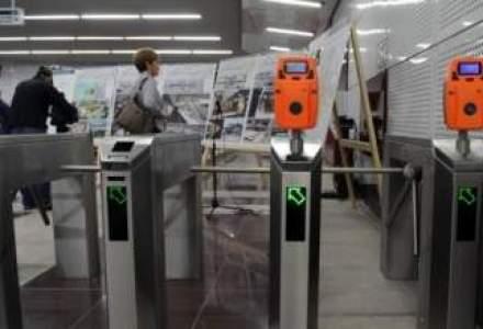 Metrorex: Calatorii care au achizitionat SMS-uri pentru accesul la metrou le pot folosi pana la jumatatea lui august