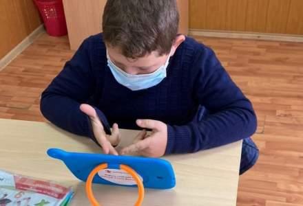 OMV donează 300.000 euro copiilor care nu au acces la educație