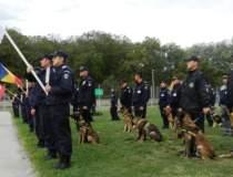Câinii antrenați la Sibiu vor...
