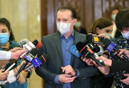 Florin Cîțu: Nu ne permitem să nu mai purtăm mască