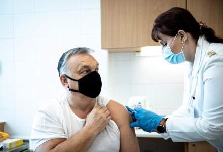 Viktor Orban, vaccinat cu Sinopharm: Al treilea val a sosit și va fi mai puternic decât primele două