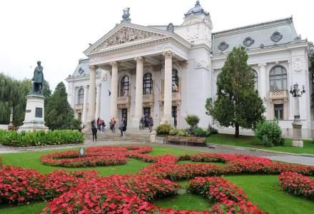 Percheziții la Opera Națională Iași, într-un dosar de fals şi delapidare