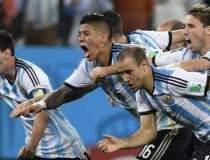 Argentina invinge Olanda si...