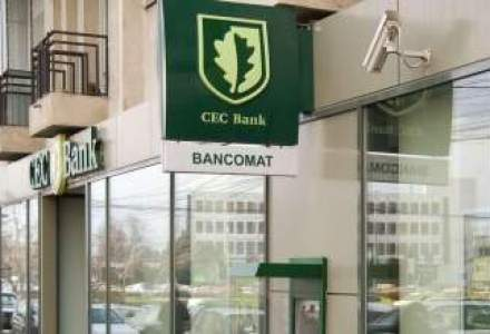 CEC Bank va credita IMM-urile cu 10 mil. euro dupa un acord cu FEI