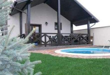 vila cu piscina
