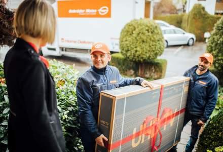 Gebrüder Weiss România: Creștere record în pandemie pentru serviciul de livrări la domiciliu