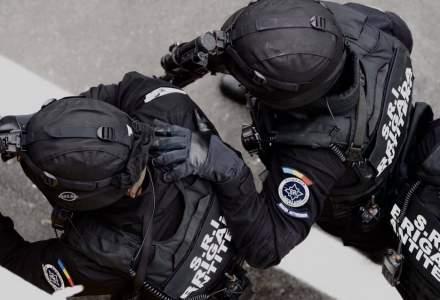 Alertă cu bombă la Școala Americană