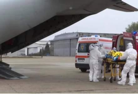 UPDATE | Cei doi pacienți arși în incendiul din Prahova sunt transferați în străinătate